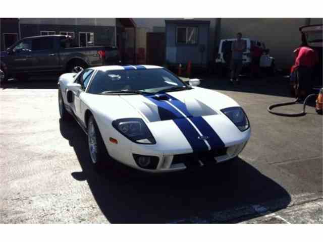 2005 Ford GT | 1011536