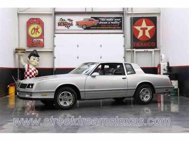 1987 Chevrolet Monte Carlo | 1011542