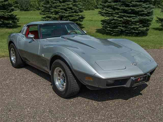 1978 Chevrolet Corvette | 1011545