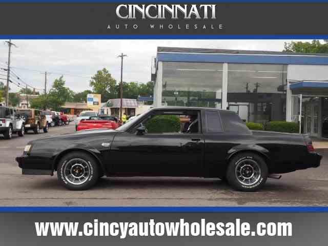 1987 Buick Regal   1011552