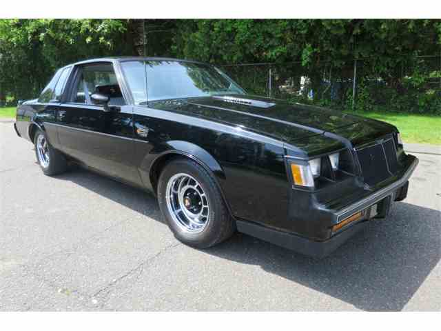 1986 Buick Grand National | 1011554