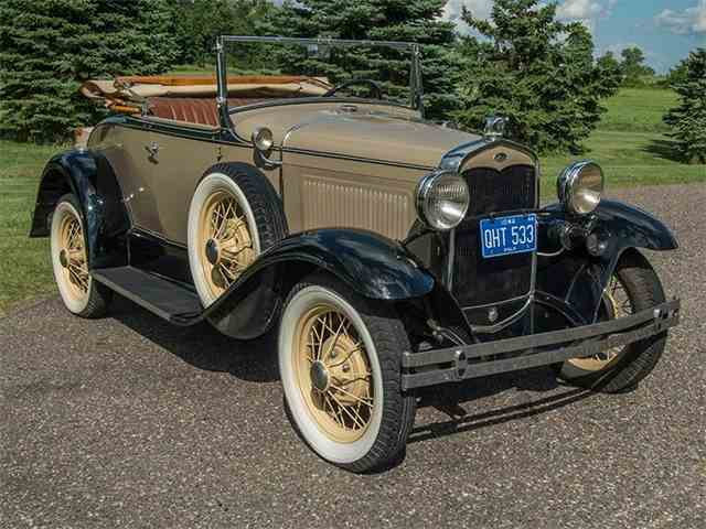 1931 Ford Model A | 1011557