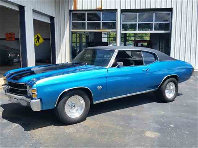 1971 Chevrolet Chevelle   1011564