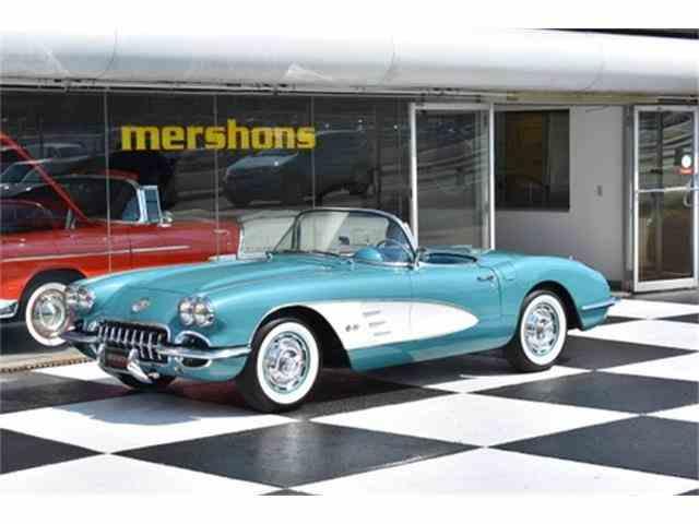 1960 Chevrolet Corvette | 1011566