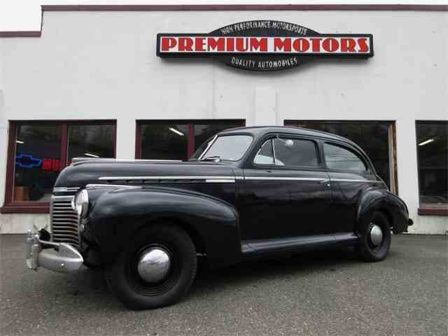1941 Chevrolet 2-Dr Coupe | 1011573