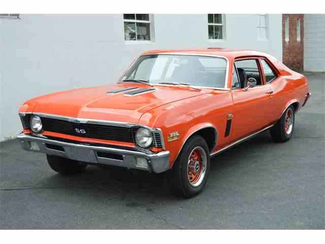 1970 Chevrolet Nova II | 1011575