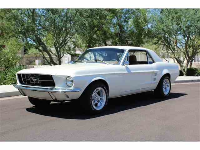 1967 Ford Mustang | 1011577