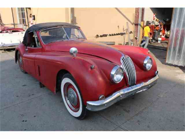 Picture of '56 XK140 - LNFY