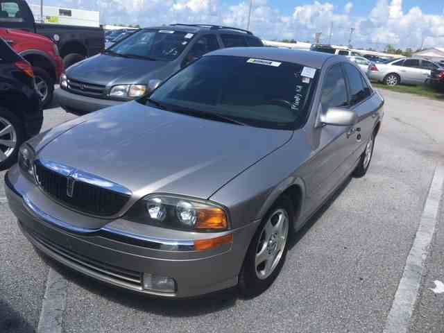 2000 Lincoln LS | 1011583