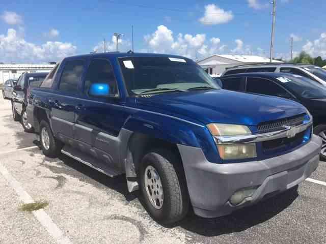 2003 Chevrolet Avalanche | 1011586