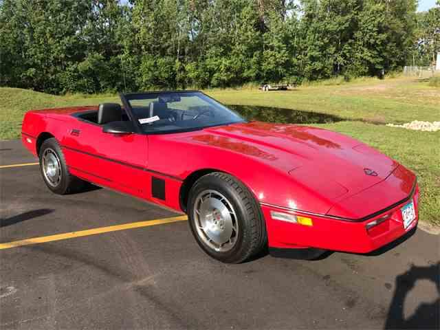 1987 Chevrolet Corvette | 1011588