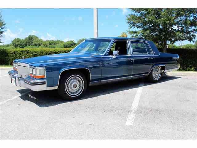 1989 Cadillac Brougham | 1011589