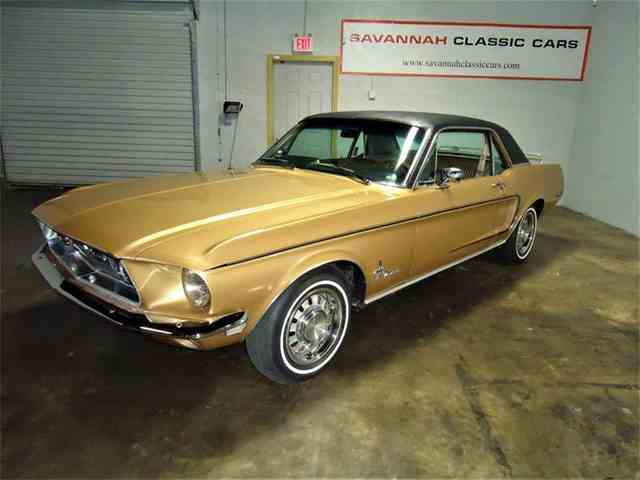1968 Ford Mustang | 1011591