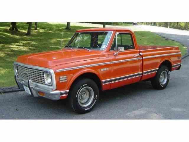 1972 Chevrolet C/K 10 | 1011596