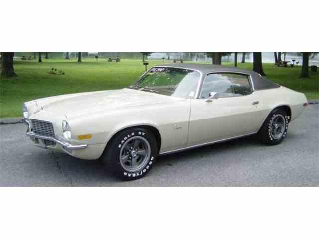 1971 Chevrolet Camaro | 1011599