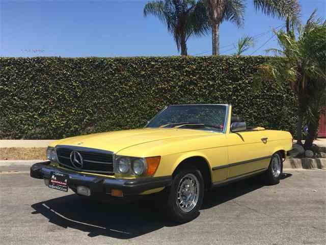 1980 Mercedes-Benz 450SL | 1010016