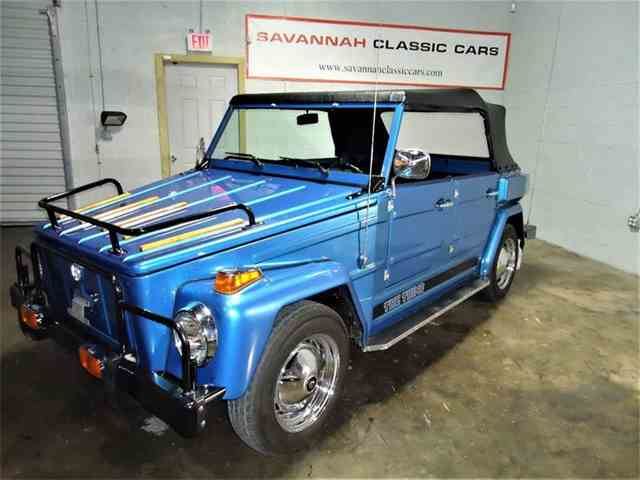 1974 Volkswagen Thing | 1011606
