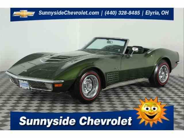 1970 Chevrolet Corvette | 1011609