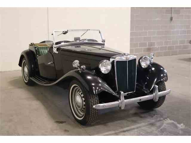 1952 MG TD | 1011611