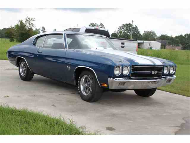1970 Chevrolet Chevelle   1011617