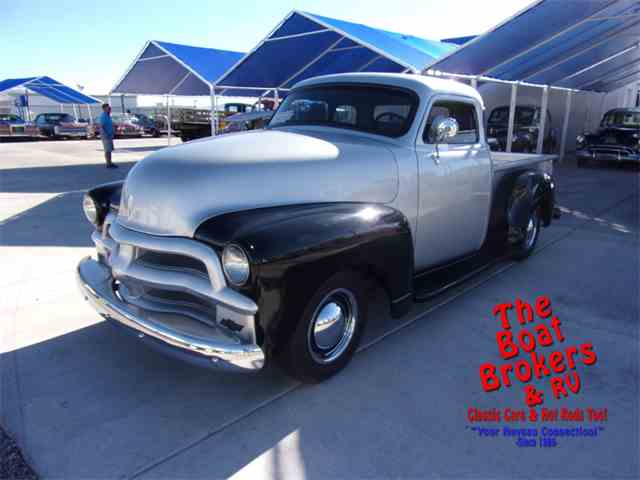 1954 Chevrolet 5-Window Pickup | 1011620