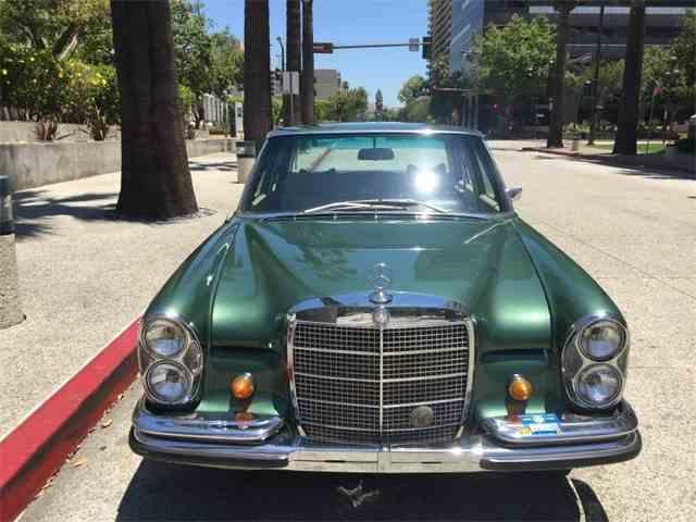 1969 Mercedes-Benz 280S   1011635