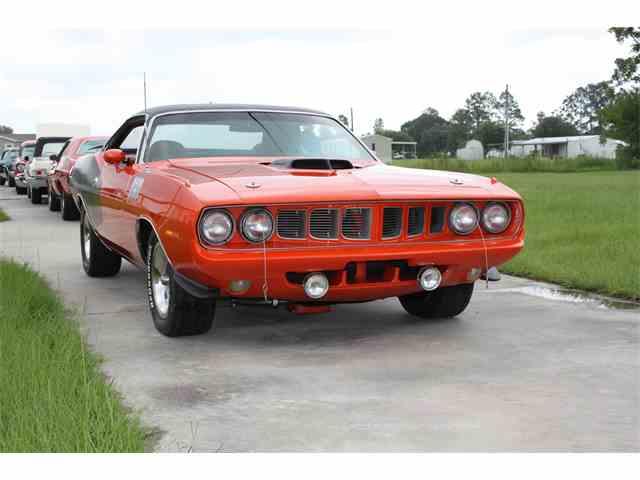1970 Plymouth Barracuda   1011637