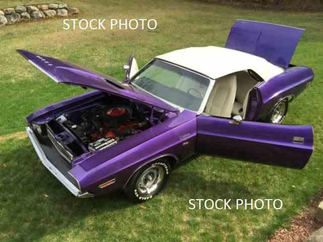 1970 Dodge Challenger | 1011644