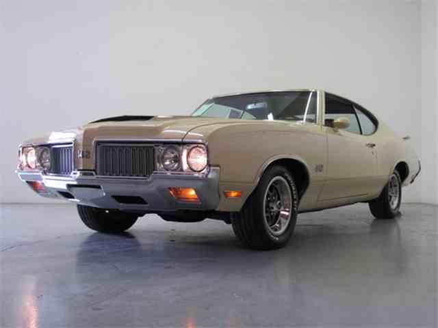 1970 Oldsmobile 442 | 1011647