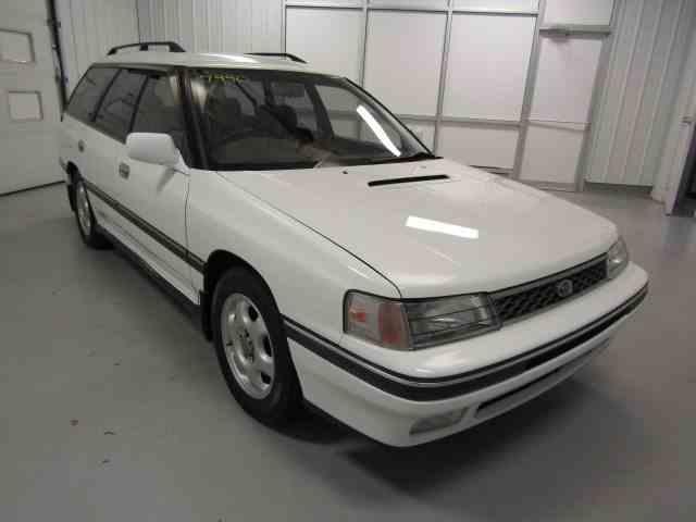 1989 Subaru Legacy | 1011651