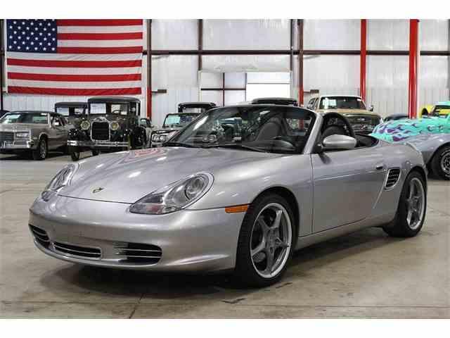 2004 Porsche Boxster | 1011652