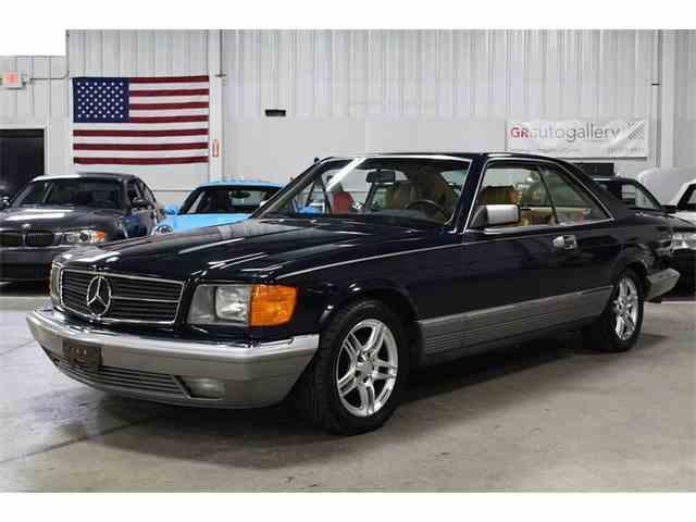 1984 Mercedes-Benz 500SEC | 1011653