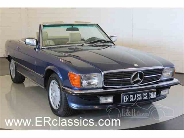 1986 Mercedes-Benz 300SL | 1011655