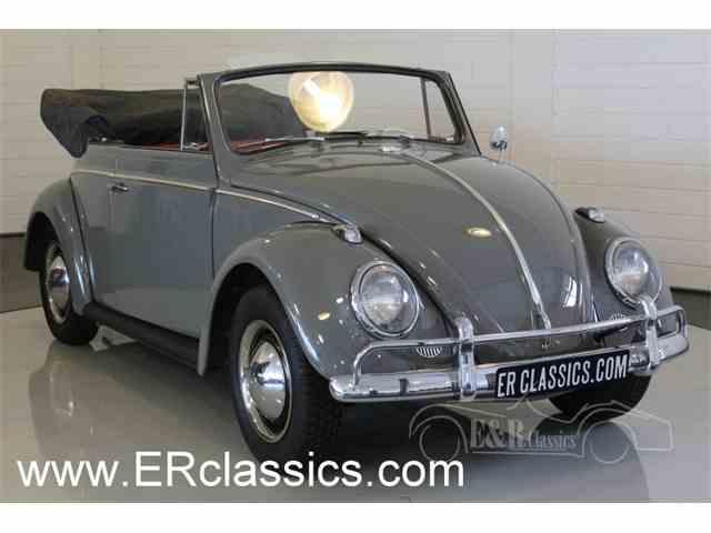 1963 Volkswagen Beetle | 1011657