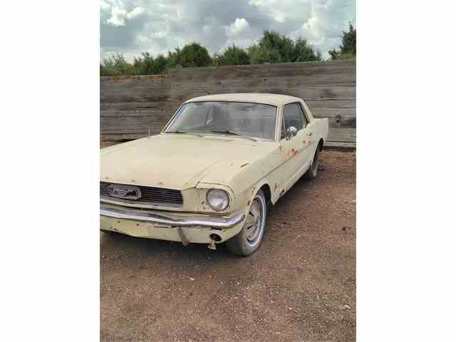 1966 Ford Mustang | 1011661
