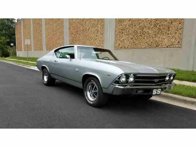1969 Chevrolet Chevelle SS | 1011664