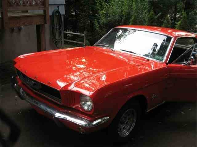 1966 Ford Mustang | 1011673