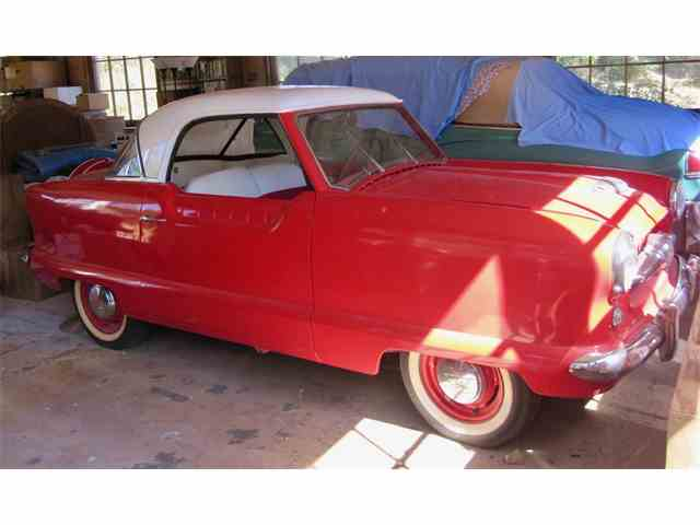 1954 Nash Metropolitan | 1011679