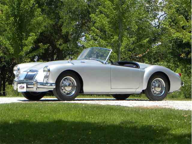 1959 MG MGB | 1010168