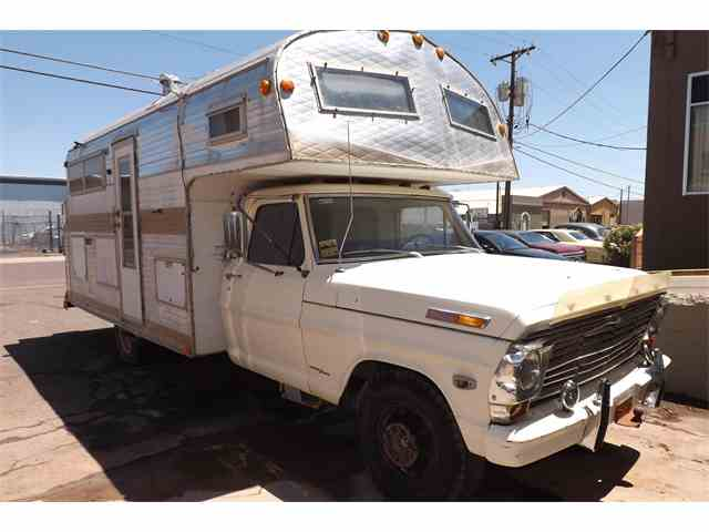 1968 FORD 350 CAMP-MOBILE | 1011691