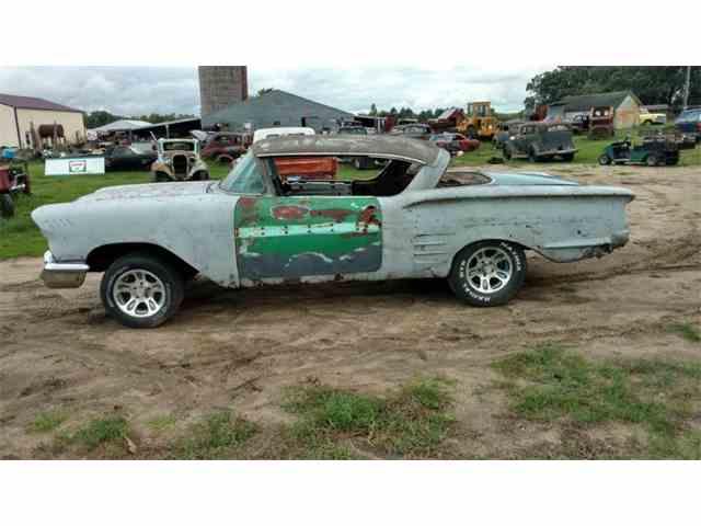 1958 Chevrolet Impala | 1011692