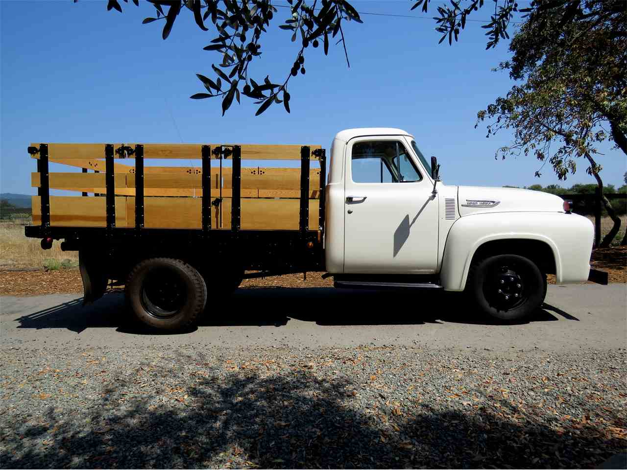 1954 ford f350 for sale cc 1011702. Black Bedroom Furniture Sets. Home Design Ideas