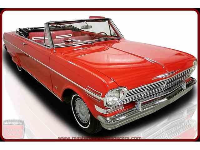 1962 Chevrolet Nova   1011703