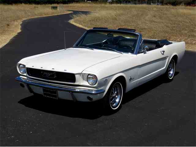 1966 Ford Mustang | 1011705