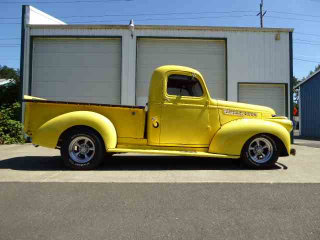 1941 Chevrolet Pickup   1011709