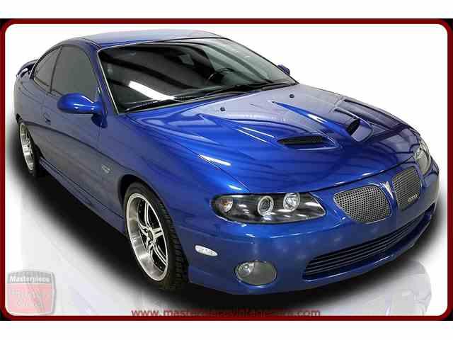 2006 Pontiac GTO | 1011710