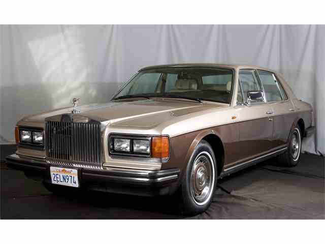 1986 Rolls-Royce Silver Spirit | 1011711