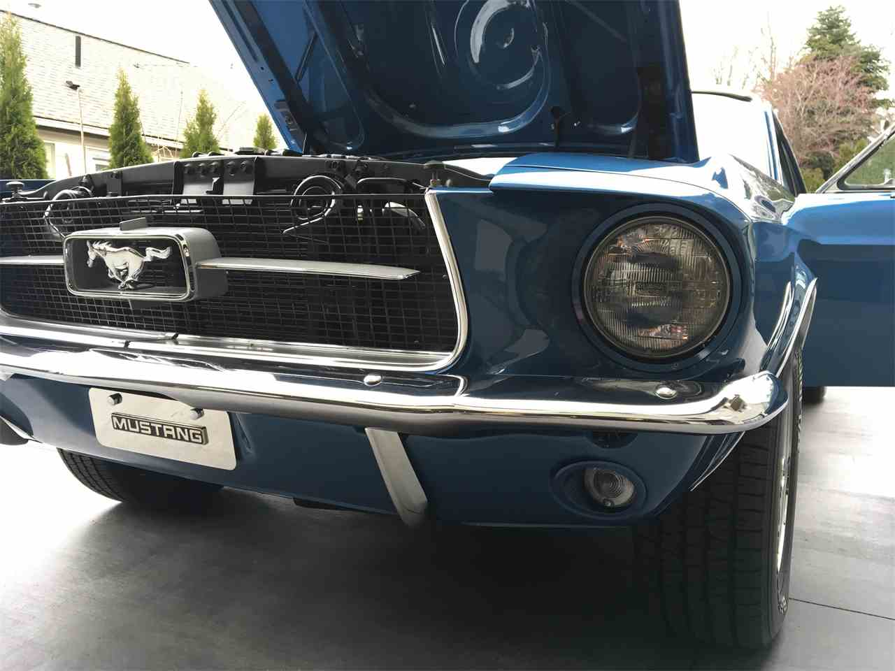 1967 Ford Mustang For Sale Classiccars Com Cc 1011716