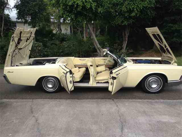 1967 Lincoln Continental | 1011724