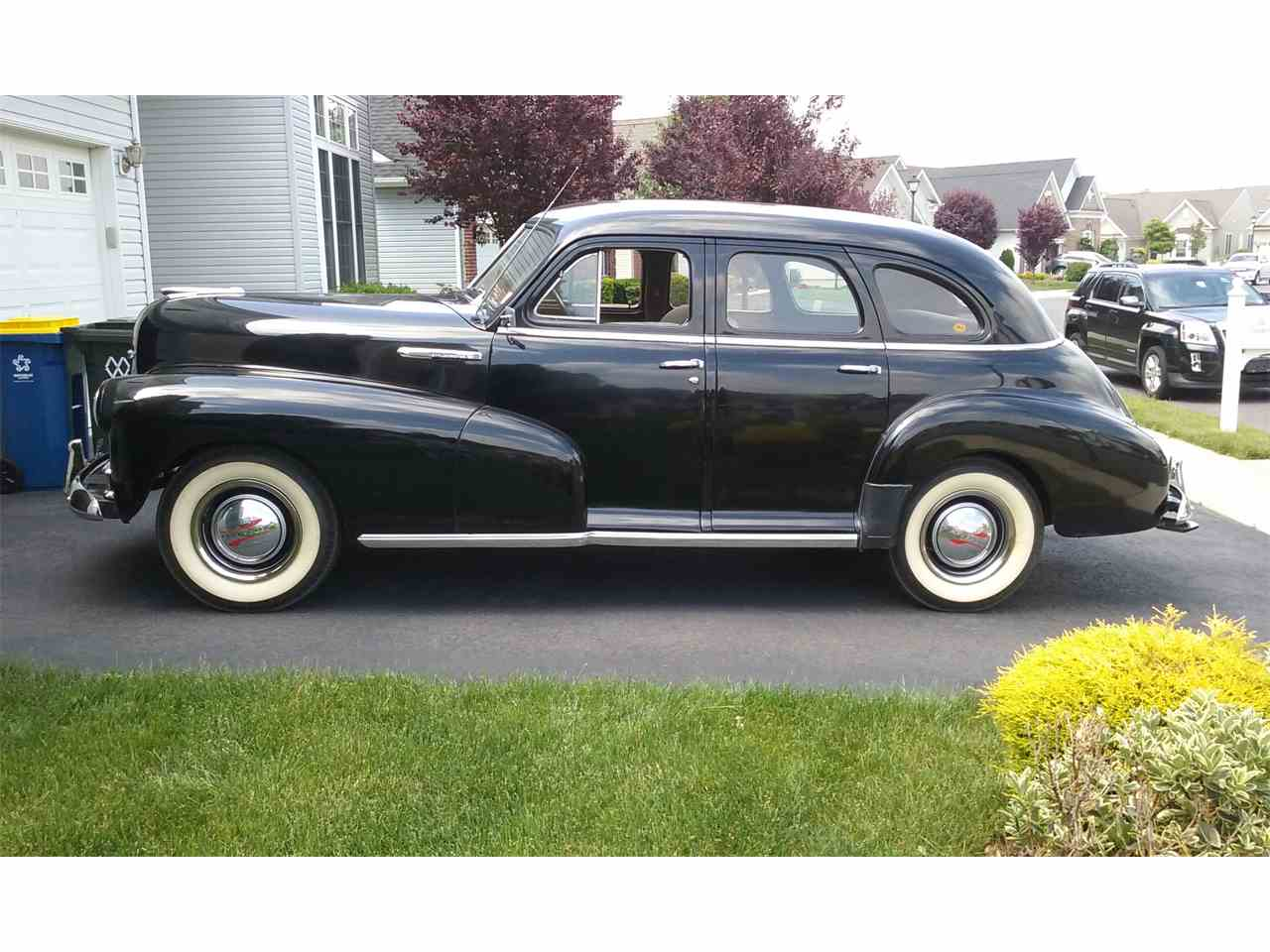1948 Chevrolet Stylemaster for Sale | ClassicCars.com | CC-1011726